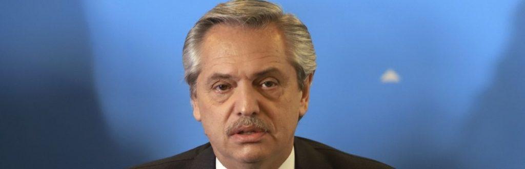 Alberto Fernández anunció medidas salariales para